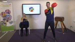 Lekker sporten dankzij online video's voor mensen met een (verstandelijke) beperking in de Westelijke Mijnstreek
