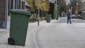Gewijzigde datum ophalen afval in Bergen