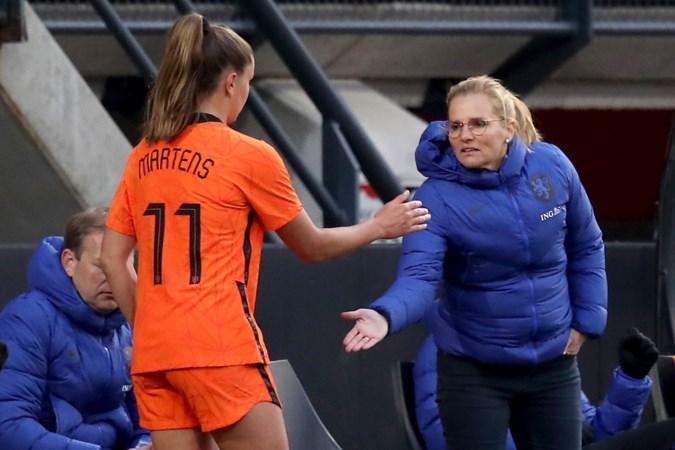Uitdagende poule Oranje Leeuwinnen op Olympische Spelen