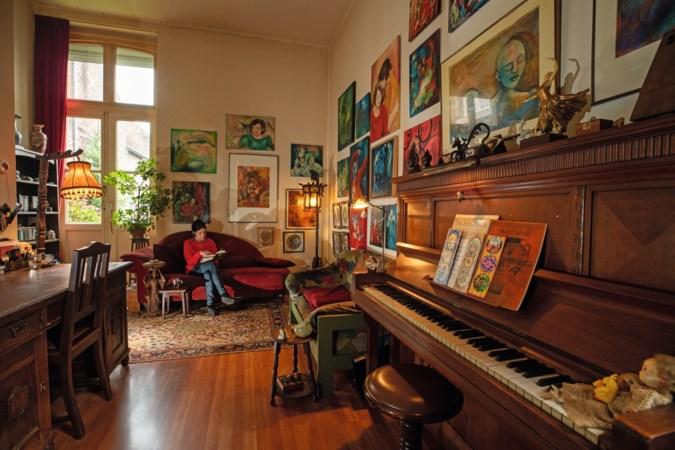 In deze woning van 40 vierkante meter vindt Mieke uit Maastricht haar geluk