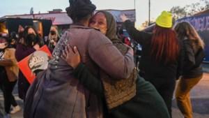 Feest op straat in Amerikaanse stad Minneapolis na veroordeling Chauvin voor doden George Floyd