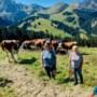 In Maastricht opgegroeide boerin Vivianne (54) kreeg Yvon Jaspers in Alpen op bezoek, maar wil niet meer terug