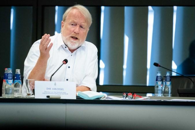 Jaap van Dissel: 'We lijken een afvlakking te zien'
