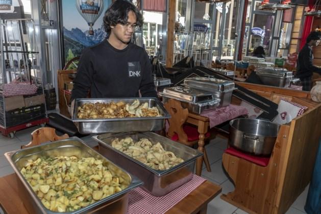 Schnitzelparadies Roermond fungeert als keuken voor 'iftar' tijdens ramadan