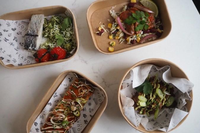 Smullen van de sharing box van restaurant Flavourz in Maastricht: van Japanse noedels naar Argentijnse chimichurri