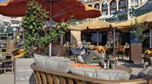 Publiek snakt naar terras maar nog geen winst voor horeca