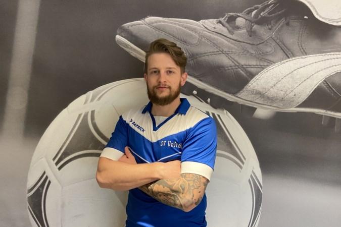 Clubtopscorer Kolodziejski van SV United is een ervaring rijker, maar een illusie armer: 'Alle plannen zijn gedwarsboomd door corona'