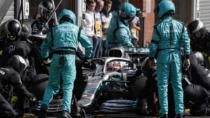 Renstal Mercedes ziet in dat het snellere pitstops moet maken