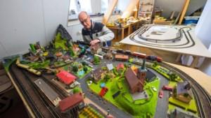 De modeltrein is weer hip: winkel in Puth draait overuren