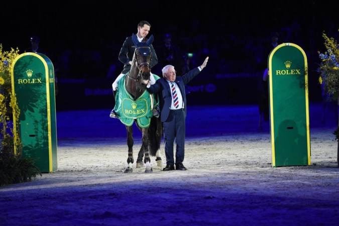 Geen miljoenenbod kan op tegen de passie van Wim van der Leegte: 'Als hij geselecteerd wordt voor de Spelen, dan heeft bieden op ons paard geen zin'