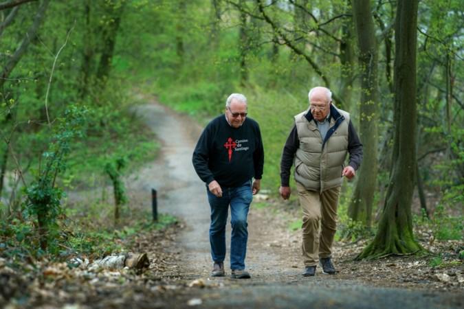 Heerlense pelgrims bedenken Limburgse springplank naar de Camino de Santiago