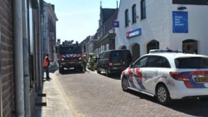 Gaslekkage in Arcen: woning ontruimd