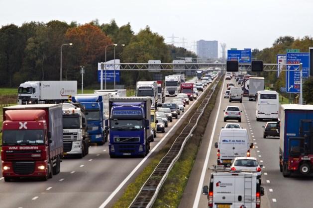 A67 tussen Zaarderheiken en Leenderheide enkele dagen afgesloten