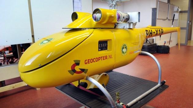Onbemande helikopter uit Venlo geen goudmijn maar bodemloze put. Of toch niet?