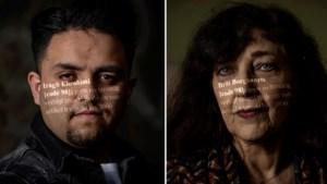 Britt (67) uit Steyl en Iragh (25) uit Venlo voelen zich al jaren opgejaagd door de overheid