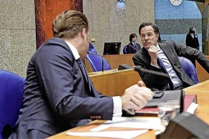 Meerderheid coalitie wil 'toeslagen-notulen van slot'