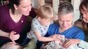 'Lockdown-baby' voor musicalster Renée van Wegberg