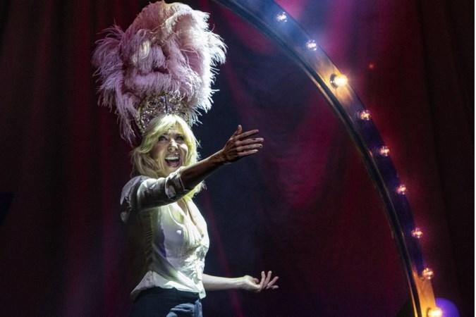Claudia de Breij in tv-documentaire: 'Ik doe pas gek met publiek erbij'