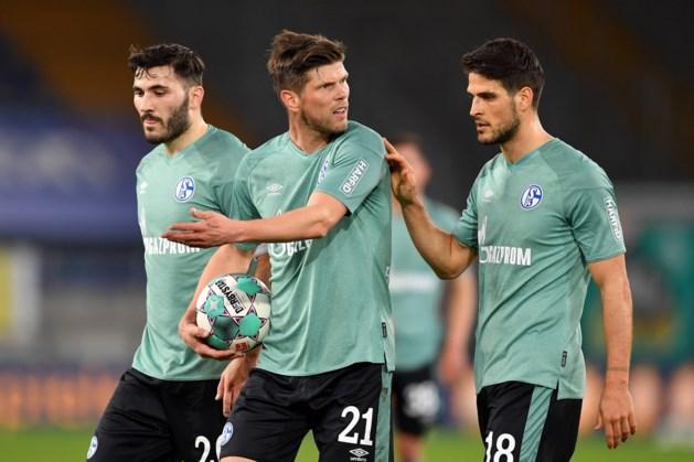 Spelers van Schalke mogen zelf bepalen of ze nog voor club willen spelen
