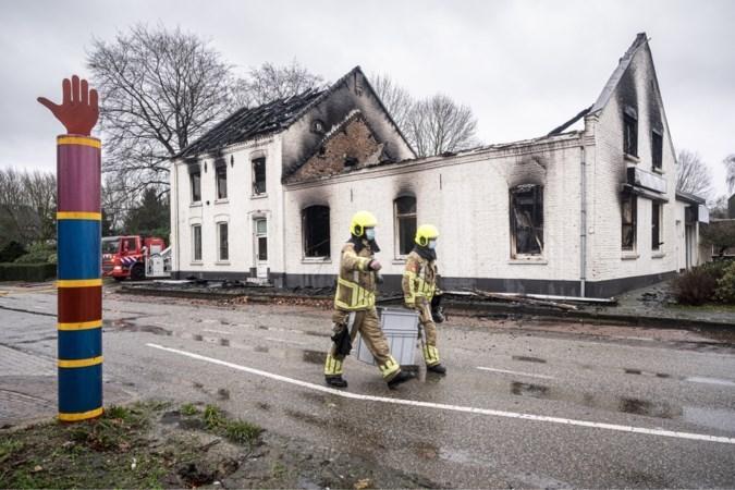 Nieuwe plannen in de maak voor afgebrand restaurant in Horn