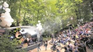Openluchttheater Valkenburg: diverse concerten verplaatst of geannuleerd
