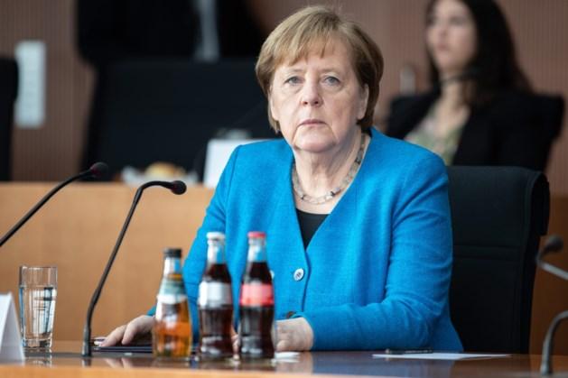 Bondskanselier Merkel: ik wist niet eerder van fraude Wirecard