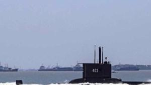 Vermoedelijk wrakstukken gevonden van vermiste onderzeeboot Indonesië
