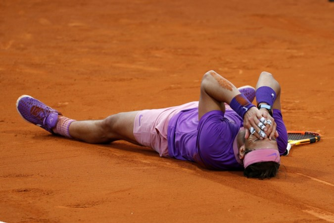 Rafael Nadal in monsterduel naar 12de titel in Barcelona