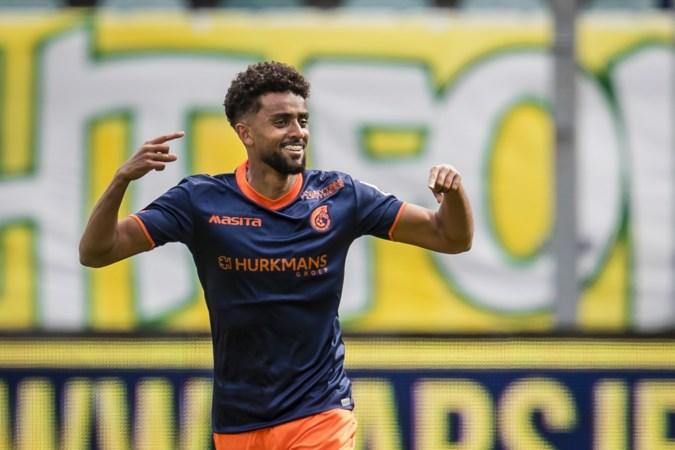 Tekie maakt het verschil: 'Had de goal liever een weekje bewaard voor het weerzien met de Fortuna-fans'