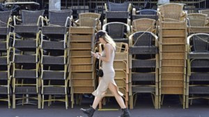 Opening terrassen: moderne bevrijdingsdag of slag in gezicht zorgmedewerkers?