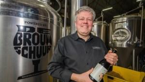 Peter Bouman uit Weert brouwt bier met dezelfde bevlogenheid die hem als restaurantkok in Venlo al kenmerkte