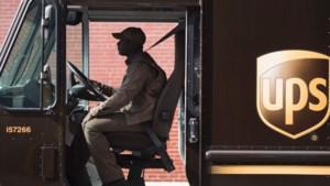 Online coronashoppen levert UPS opnieuw forse omzetstijging op