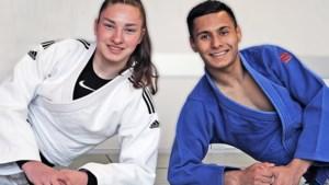 Judoka's Ivo Verhorstert uit Venlo en Lieke Derks uit Belfeld gaan voor Olympische Spelen in Parijs en Los Angeles