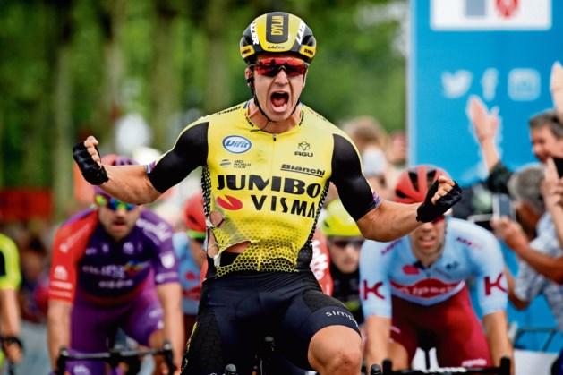 Jumbo-Visma laat geschorste Groenewegen terugkeren in Giro