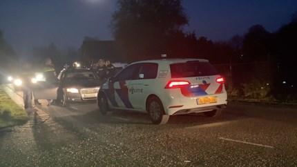 Twee personen aangehouden in Meterik na verlaten ongeval