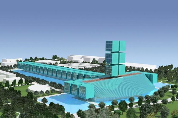 Opinie: Het saaie Randwyck schreeuwt om een forse scheut Calatrava