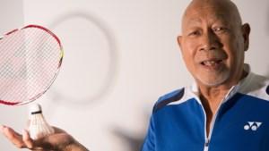 Tachtig jaar en nog altijd gedreven: George Nieuwenboom noemt badminton zijn eerste liefde