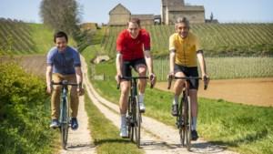Verantwoord fietsen in een shirtje van petflessen dankzij DSM-vrienden