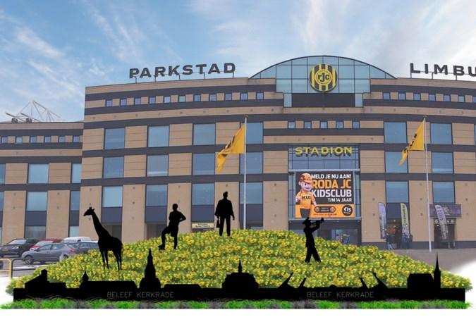 Winnend ontwerp nieuwe entree Rodaboulevard gekozen uit 124 inzendingen