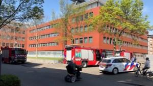 Rookontwikkeling: Brandweer rukt uit naar gebouw Rijkswaterstaat in Maastricht