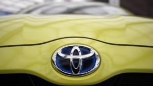 Recordverkoop autoconcern Toyota ondanks chiptekort
