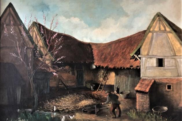Lambert van den Berg was medeoprichter van amateurkunstschildersclub Licht en Kleur