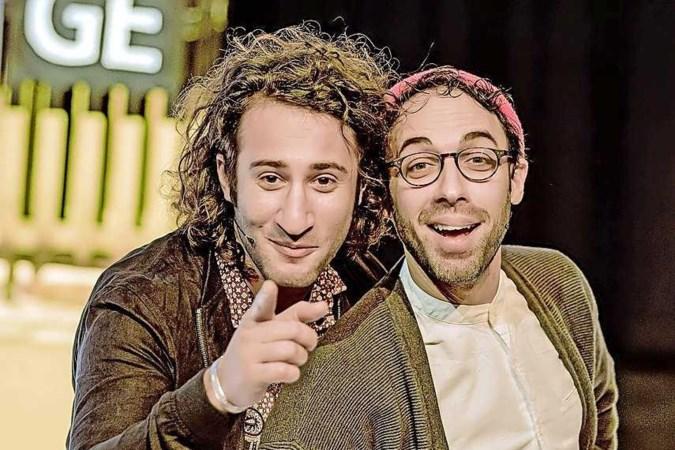 Niets menselijks is ook George & Eran vreemd, zo blijkt in nieuwe komedie