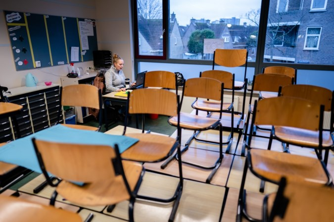 Corona vertekent cijfers schoolverzuim in Maastricht en het Heuvelland