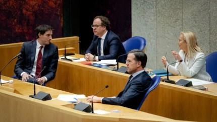 LIVE | Rutte houdt vol: 'Niks vreemds en onoorbaars gebeurd'
