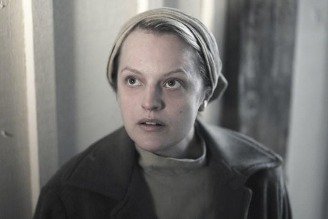 Elisabeth Moss actrice, producent en regisseur in vierde seizoen van 'The Handmaid's Tale'