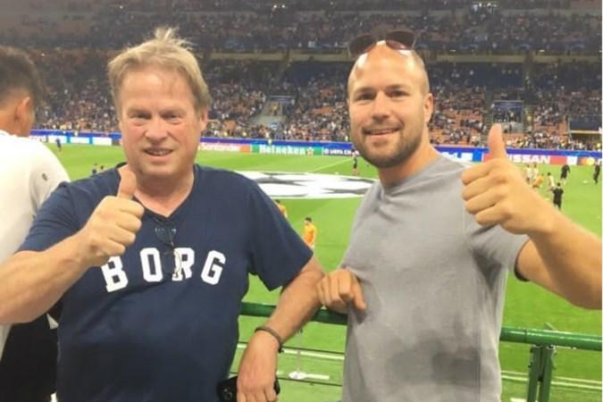 Wouter van Denzen hoopt snel weer met Jack Willems de Europese stadions te mogen bezoeken