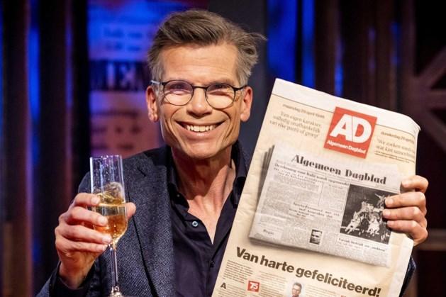 Hans Nijenhuis stopt als hoofdredacteur van het AD