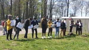 Verdachte van steekpartij in het asielzoekerscentrum in Echt blijft langer vastzitten