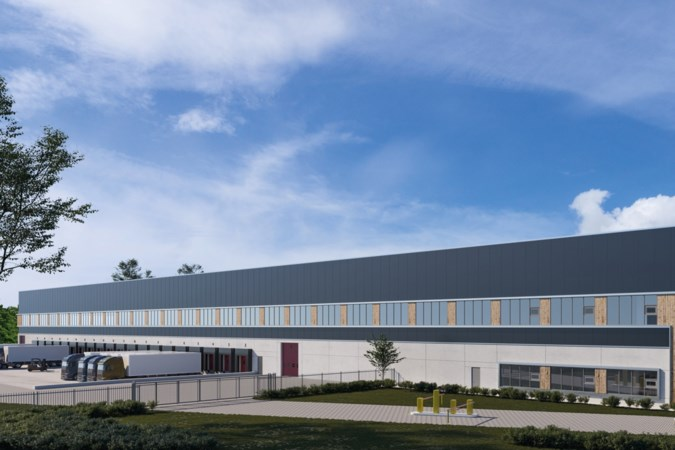 Britse ontwikkelaar zet bouw logistieke hal Venray door